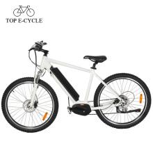 36V 250W suspension electric mountain bike with bafang 8fun mid motor ebike
