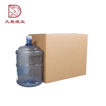 Custom made manufacturers corrugated empty storage carton