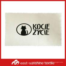 Ткань для чистки микрофибры, фирменная ткань для чистки ювелирных изделий
