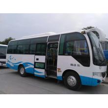 Alta Qualidade LHD Rhd Mini Bus com 20-25 Assentos