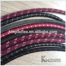 3mm Cotton Over Braided Rubber Petrol Diesel Fuel Hose 10bar/150PSI