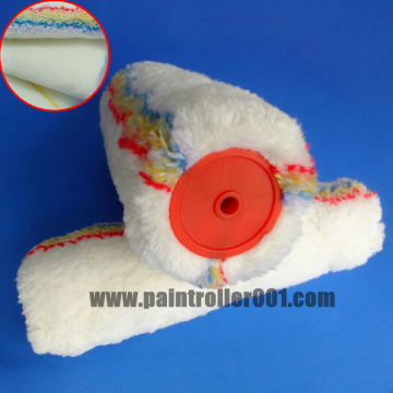 """9""""/230mm Foamed Acrylic Paint Roller Cover with Nap (pile) 18mm"""