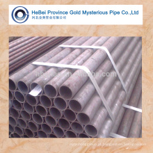 Tubo de aço carbono (Q235 / A36 / SS400 / 10 # / 20 #)