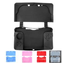 Стильный легкий вес мягкий гель Пылезащитный кожи Защитная Крышка силиконовый чехол для Nintendo 3DS консоли