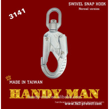 3141 Forged Steel Swivel Snap Hook
