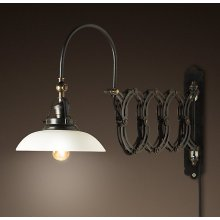 Iron Industrial Wall Lamps (Ka2002)