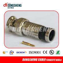 Cable coaxial Conector RG6