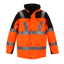High visibility safety jackets reflective jacket