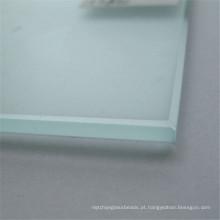 Tabela superior de vidro, vidros de Oder em linha do vidro gravado ácido