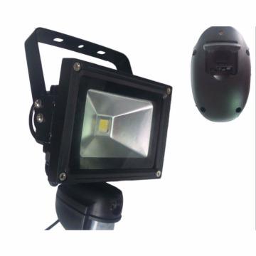 светодиодный прожектор с камерой наружного видеонаблюдения IP-камера WiFi pir датчик обнаружения
