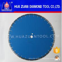 High Sharpness 450mm Diamond Laser Weld Saw Blades
