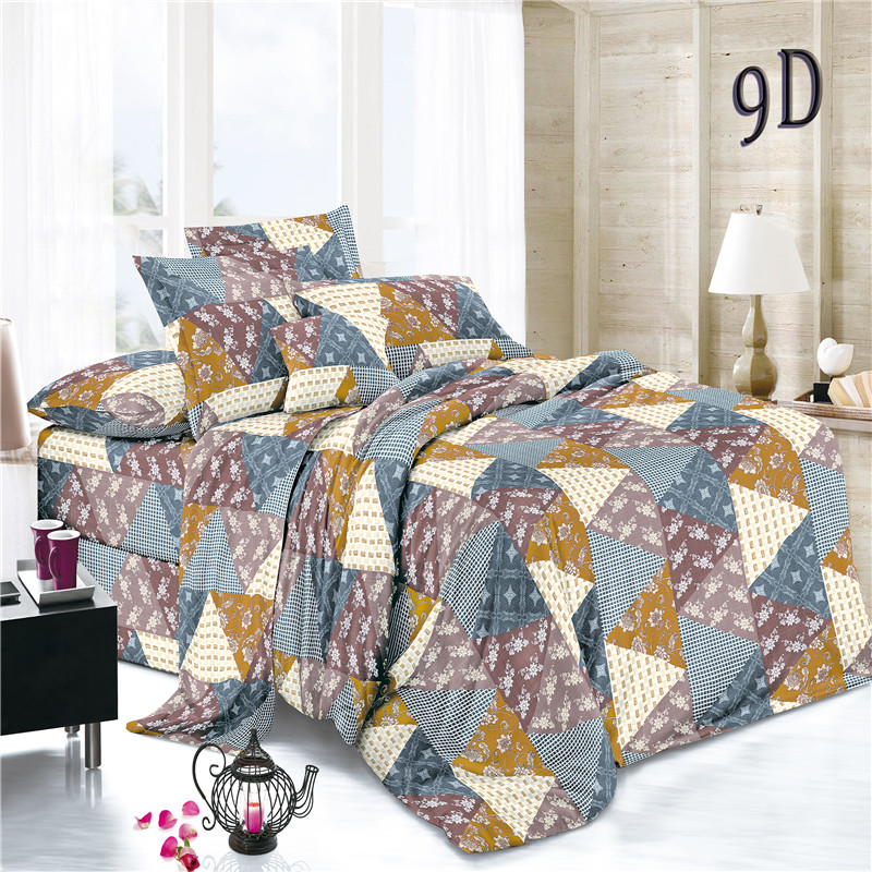 Polyester Checked Plain Sheets