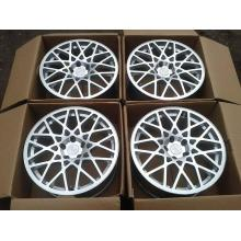Silver Machine Face Rotiform Alloy Wheel