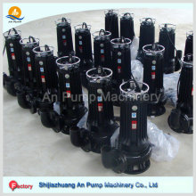 Water Treatment Plant Centrifugal Submersible Sewage Pump