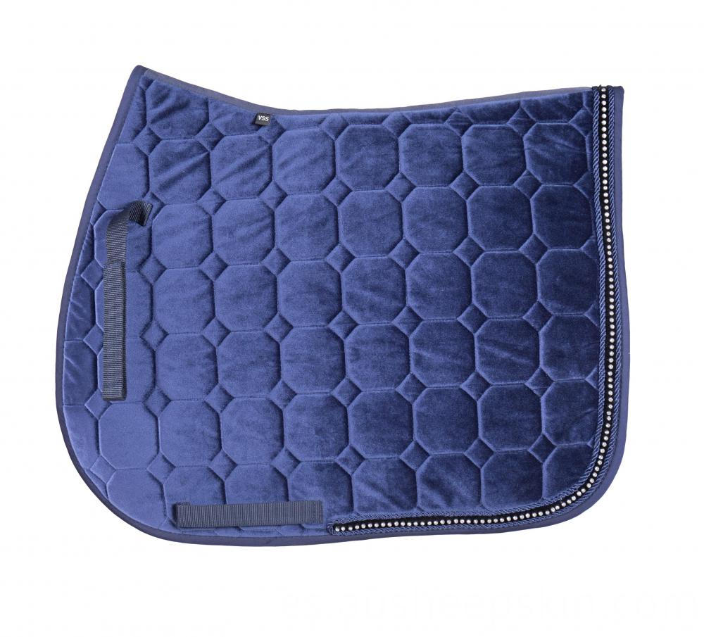 Rich Decoration Cord Saddle Pad