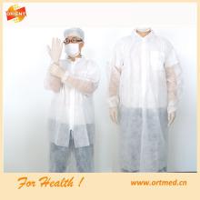 Einweg-Untersuchungskleider, chirurgisches Kleid