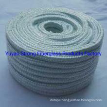 3X3mm Fiberglass Braided Square Rope