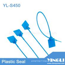 Sceau de sécurité de transport par camion en matière plastique (YL-S450)