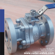 Stainless Steel A351 CF8 ANSI 150lb PFA Teflon (R) Lined Specialty Chemicals Hf API Liquid FRP Tower Tank Bottom Ball Valves