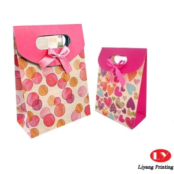Custom Design Gedrukte Shopping Paper Bag