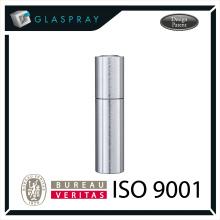KIRA CNC 20ml Alumínio Alloy Twist Up Refillable Perfume Travel Spray