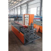 Máquina para fabricar rollos de puertas enrollables galvanizadas