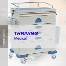 Chariot médical d'anesthésie de haute qualité (THR-ZY104)