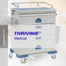 Medical Anesthesia Trolley with High ABS Plastic
