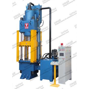 Prensa de moldagem hidráulica de quatro colunas (TT-SZ315D)
