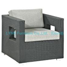 Patio Chair Balcony Chair PE Rattan Armchair Sofa