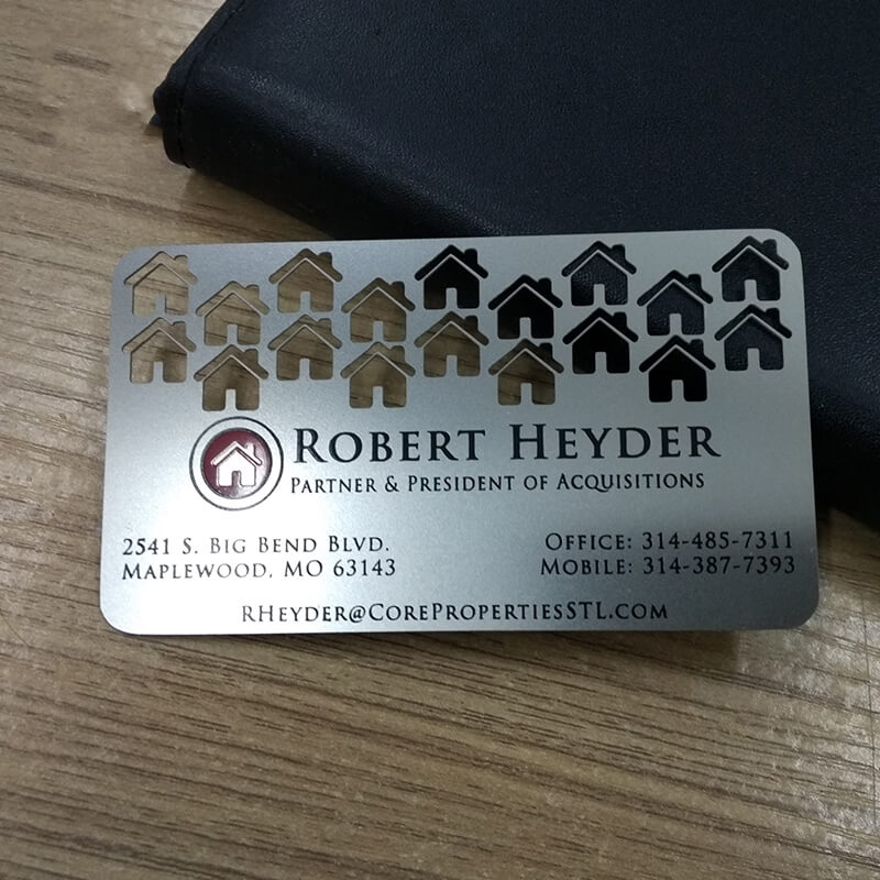 Metal Business Cards Cheap