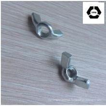 DIN314 Stainless Steel Wing Nut/Butterfly Wing Nut