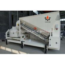 NEU MC1200 Kleine Tragbare / Mobile Beton Batching / Mischanlage, 10m3 / h, wie Fibo