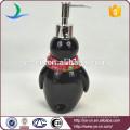 ceramic penguin bathroom accessories Lotion Dispenser Penguin Shape