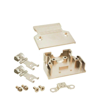 1.27mm Series Shielded Backshell Kit 36P