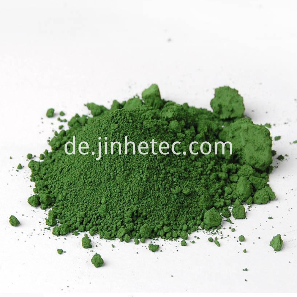 Chrome Oxide Green for refractory