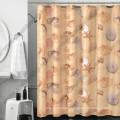 Tierdruck Duschvorhang