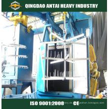 Q37 Haken-Art-Strahlen-Maschine mit CER-Zertifikat