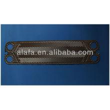 Vicarb V20 relacionados con intercambiador de calor, calor intercambio de placas, placas y juntas