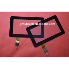Превосходное качество стеклянной пленки 2 дюйма до 65 дюймов емкостной сенсорной панели OEM приемлемо