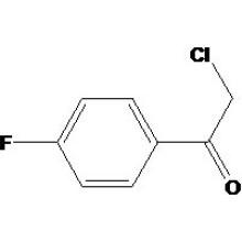 2-Хлор-4'-фторацетофенон № КАС: 456-04-2