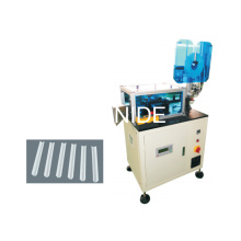 Induction Motor Stator Double Heads Wedge Forming and Cutting Machine