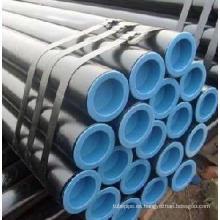 """OD 1 1/2"""" caliente rodado Din 1629 St.37.0 carbono tubos de acero sin"""