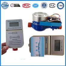Wasser-HF-Durchflussmesser Prepaid Wasserzähler