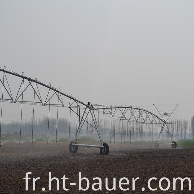 Lateral Pivot Irrigation System4