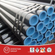 ASTM a 106 Gr. B, A53 Carbon Steel Seamless Pipes for Oil and Gas