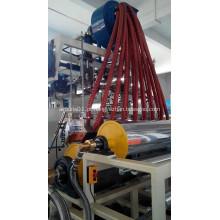 Máquina de embalagem de filme estirado PE