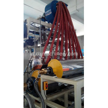 PE Cast Line Stretch Film Packing Machine
