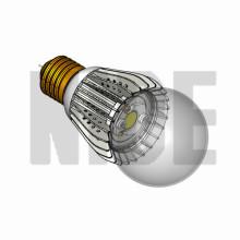 Lumière LED automatique Luminosité LED Ligne d'assemblage