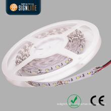 SMD3528 120LED / M IP65 Tira de LED flexible 12V LED Impermeable con pilas Cuttable 3 Garantía